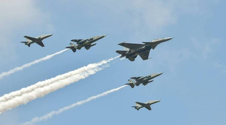 Aero India 2021: Stunning Glimpse From The Show!